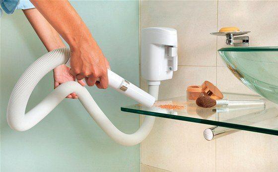 WallyFlex – Smart slangeløsning til rask rengjøring i grovinngang og kjøkken