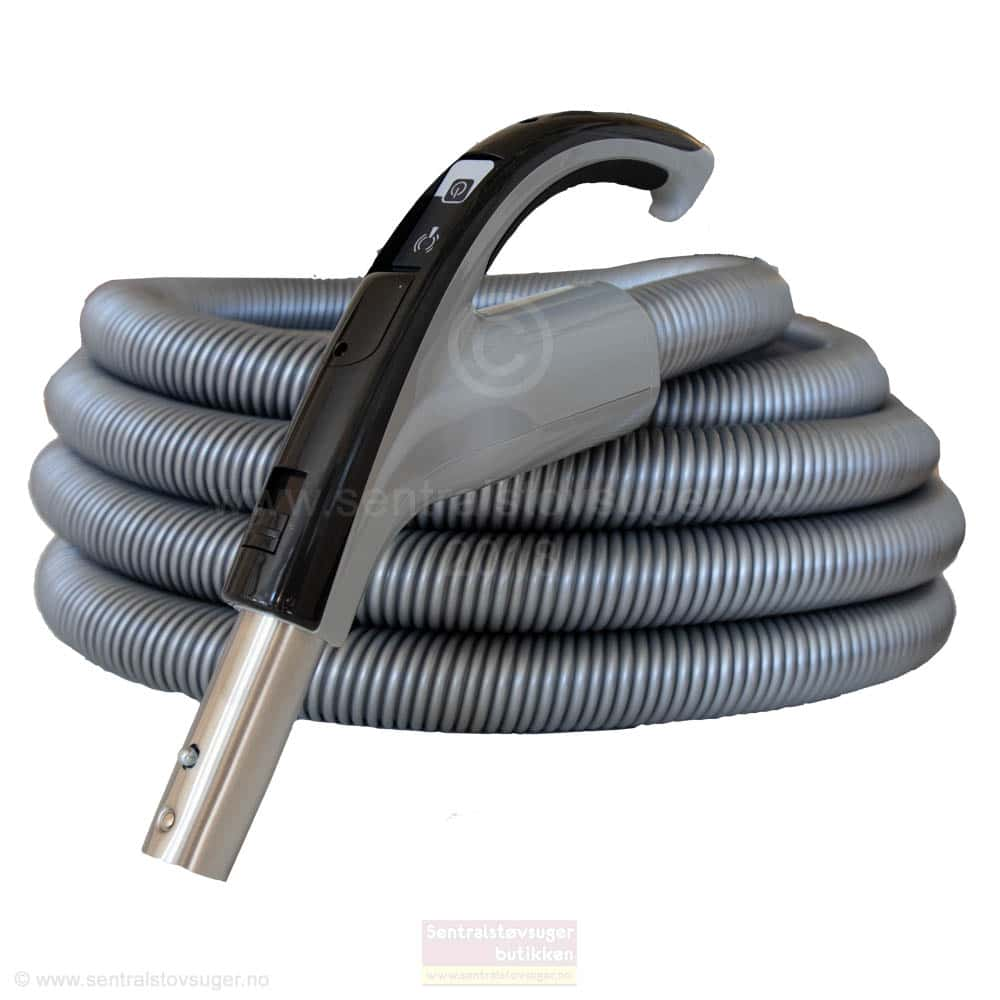 Trådløs slange til sentralstøvsuger 9,5 meter