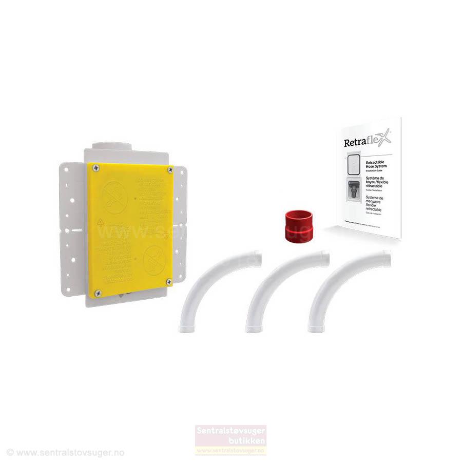Basic Installasjonspakke 01 for Retraflex slangesystem -