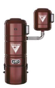 Cyclo Vac HD7525