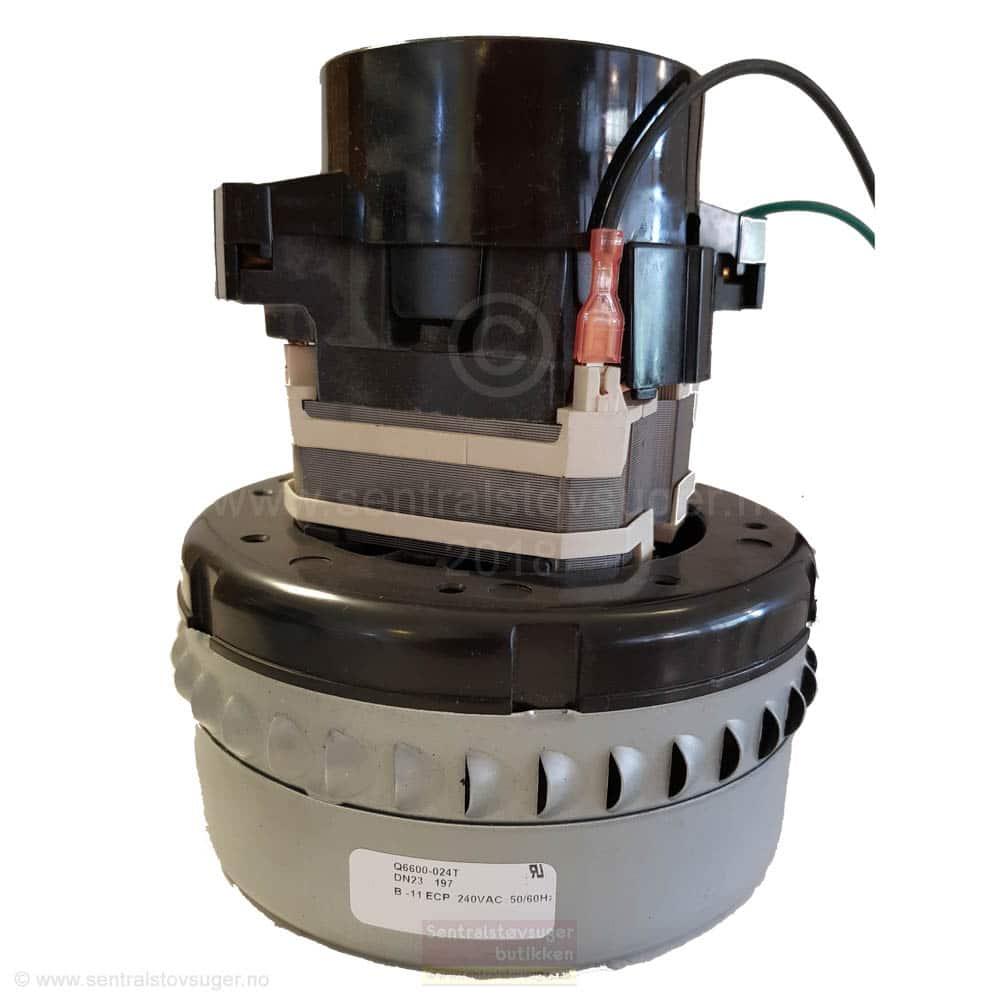 Motor for sentralstøvsuger TMCY2003 Electro Motor